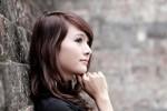 Cô gái đầu tiên vào vòng 2 Nữ sinh trong mơ: Phạm Ngọc Quỳnh