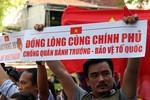 Người dân ba miền xuống đường phản đối Trung Quốc