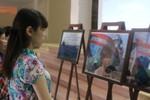 Trưng bày 20 hình ảnh tàu cá bị tàu Trung Quốc đâm chìm