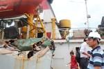 Nhiều tàu Trung Quốc đâm tan nát tàu KN 951 Việt Nam
