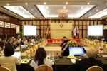 Bàn thiết lập đường dây nóng biển Đông giữa các nước ASEAN