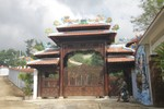 Những ngôi biệt thự xây trái phép trên rừng Hải Vân