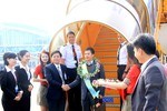 Hành khách thứ 5 triệu xuống sân bay Đà Nẵng