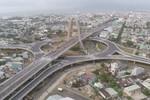 Xem cầu vượt 3 tầng đầu tư hơn 2 nghìn tỷ hiện đại nhất Việt Nam
