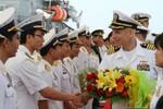 Hải quân Hoa Kỳ và Việt Nam sắp huấn luyện trên biển