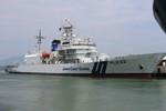 Tàu tuần tra của Lực lượng bảo vệ bờ biển Nhật Bản đến Đà Nẵng