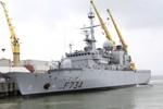 Tàu Hải quân Pháp sắp đến Đà Nẵng