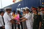 Hải quân Pháp - Việt huấn luyện chung trên biển