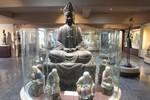 Chiêm bái 500 cổ vật trong Bảo tàng văn hóa Phật giáo đầu tiên tại Việt Nam