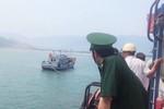 Ra tay cứu trợ nhân đạo một tàu cá Trung Quốc