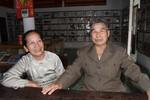 Hai vợ chồng cựu chiến binh xây nhà thờ Bác Hồ