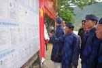 Người dân đảo Cù Lao Chàm nô nức đi bầu cử sớm