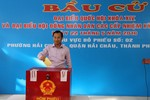 Cùng Bí thư Đà Nẵng đi thực hiện quyền công dân