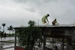 Học sinh Đà Nẵng được nghỉ học vì bão