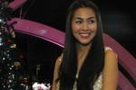 Tăng Thanh Hà bị 'bám' tại thảm đỏ CK Hoa hậu