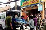 TP.HCM: Phát hiện người đàn ông chết bất thường trong khách sạn