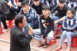 Giáo sư Nguyễn Lân Dũng nói, hãy học để thành người tự do