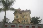 """Biệt thự """"khủng"""" sai phép của Tỉnh ủy viên tỉnh Thái Nguyên"""