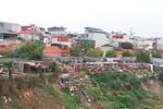 """Một phường ở Long Biên vẫn tiếp tục """"dung túng"""" cho hành vi lấn chiếm trái phép"""