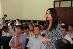 Đoàn Đại biểu Quốc Hội tỉnh Hậu Giang gửi kiến nghị về vụ án Phạm Công Danh