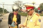 Cần loại khỏi ngành những cảnh sát giao thông làm mất hình ảnh như ở Quang Bình