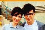 Trương Bá Chi bị bắt gặp âu yếm phi công trẻ