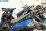 Độc chiêu trộm xe đắt tiền không thể tin nổi ở Bệnh viện Bạch Mai