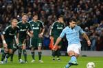 Man City 1-1 Real Madrid: Aguero gỡ hòa muộn, City bị loại