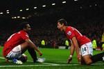 Man Utd 3 - 1 QPR: M.U lần thứ 9 lội ngược dòng sau khi bị dẫn bàn