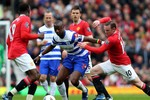 Link Sopcast xem trực tiếp Man Utd - QPR và Aston Villa - Arsenal