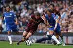 Link Sopcast xem trực tiếp Chelsea - Man City
