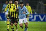 Dortmund 1-0 Man City: City rời giải mà không thắng nổi 1 trận