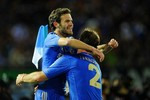 Góc ảnh Monterrey 1-3 Chelsea: Mata và Torres cùng thi bắn súng