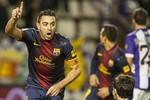 Năm 2012: Messi 'đắt sô', nhưng đừng quên 'ông bầu' Xavi