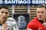 Link Sopcast Real Madrid - M.U