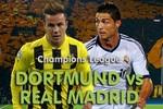 Link Sopcast xem bóng đá: Borussia Dortmund - Real Madrid