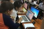 Phần mềm tính điểm Nhật Cường gặp lỗi, Sở Giáo dục nói do năng lực giáo viên
