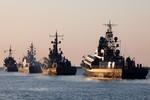 """Những """"sát thủ"""" trên biển cả của Hạm đội Baltic, Hải quân Nga"""