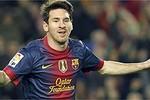 Barcelona 3-1 Zaragoza: Messi sắp bắt kịp kỷ lục của Muller
