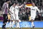 Real 5-1 Bilbao: Ronaldo tịt ngòi trong ngày đại thắng
