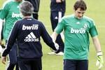 Mourinho vẫn tự hào vì quyết định loại Casillas