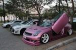 Dàn siêu xe của fan Need For Speed gây nhốn nháo trung tâm mua sắm