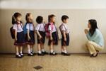 Nhật ký những ngày là giáo sinh đầu tiên