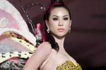 Hoa hậu 3 con, cao 1m6 làm vedette trên sàn diễn thời trang