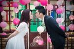 Lộ ảnh cưới của cặp đôi Dương Hoàng Yến và Vũ Hà Anh?