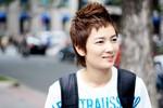 Cựu người mẫu Thúy Vinh bị tố quỵt 5 triệu tiền mua giày dép
