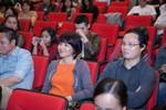 Chồng MC Diễm Quỳnh lần đầu sánh đôi vợ đi nghe ca nhạc