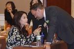 Trương Ngọc Ánh thân thiết với bạn trai ngoại quốc sau ly hôn