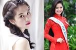 Hoa hậu dân tộc Ngọc Anh sửng sốt trước tin thi Hoa hậu Quốc tế 2014