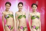 Nóng bỏng dàn người đẹp bikini Miss Asia 2012